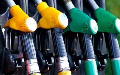 Baja precio de la gasolina y el ACPM se mantiene estable para febrero